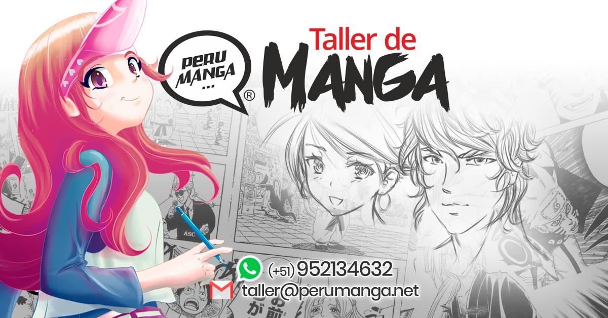 Taller de dibujo manga (anime) Nov.2017 – Sábados