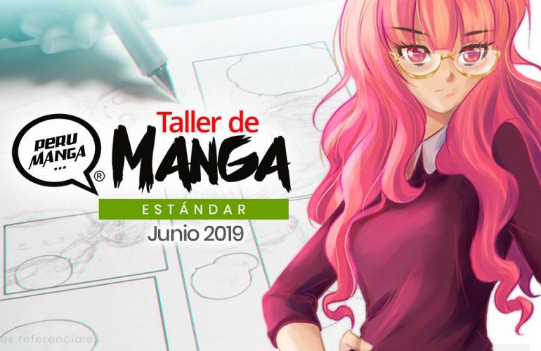Taller de Manga – Junio 2019