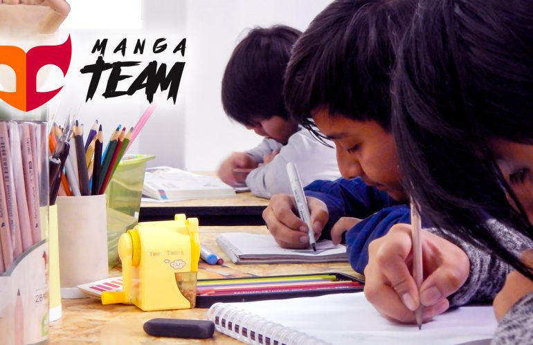Manga Team (Lanzamiento)