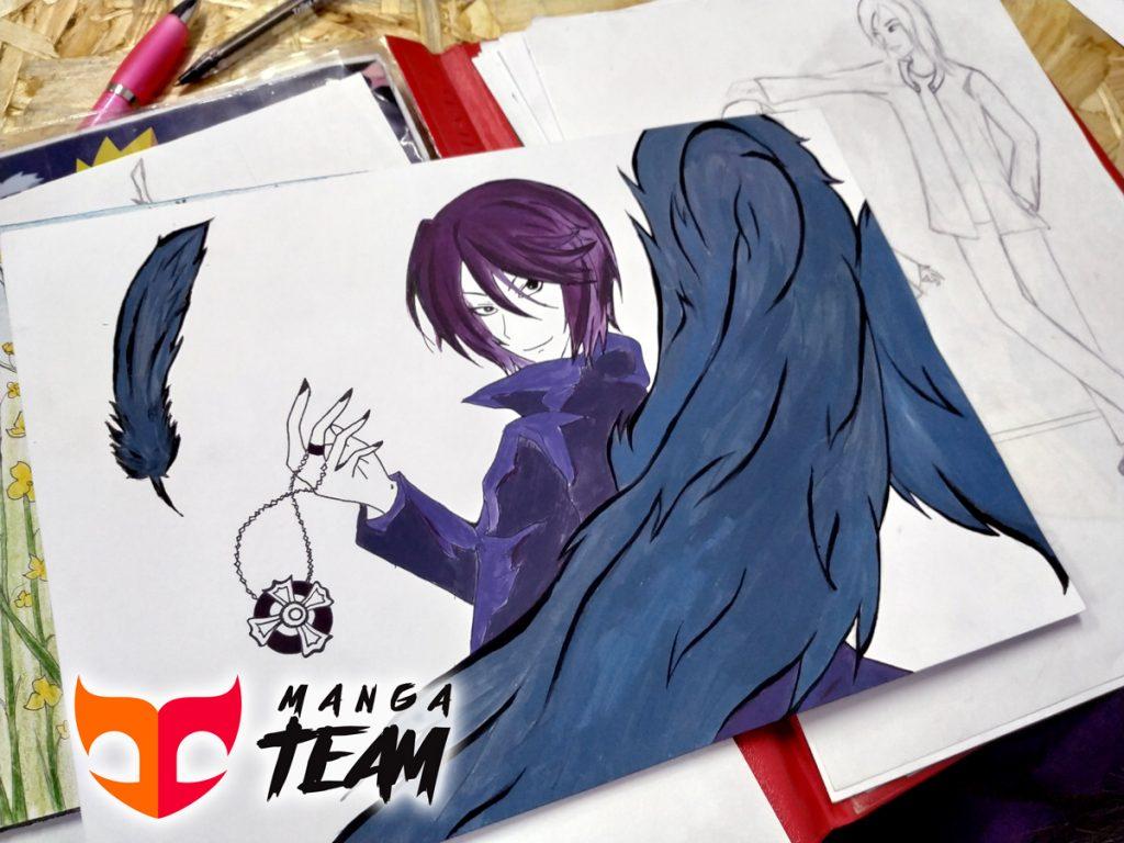 Manga Team, el nuevo proyecto de Perumanga -