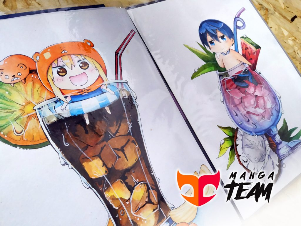 Manga Team, el nuevo proyecto de Perumanga - manga cómic en equipo