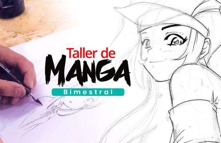 Taller de Manga Bimestral – Octubre 2019