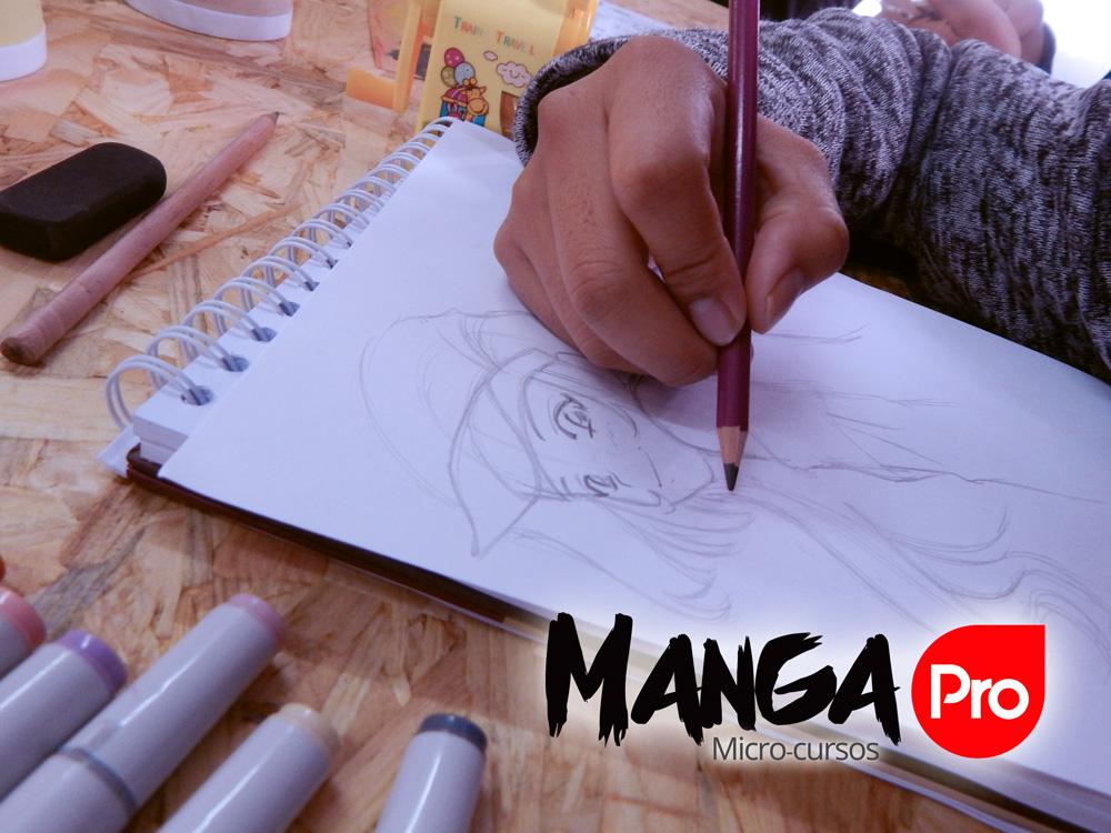 Manga Pro 1: Primeros pasos para crear un manga