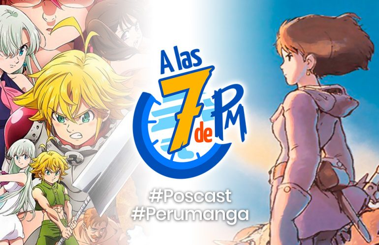 A las 7 de PM – Podcast