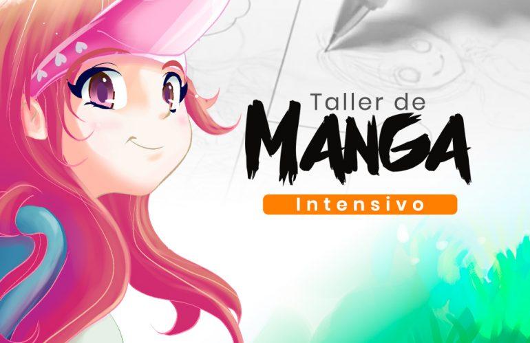 Taller de Manga Intensivo – Noviembre 2019